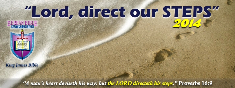 2014 Lord Direct Our Steps - Landscape
