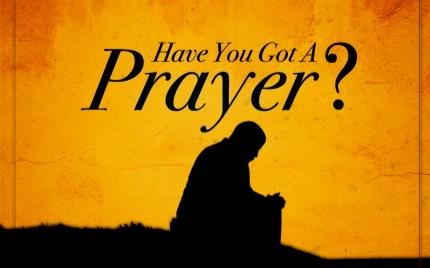 Pray pic